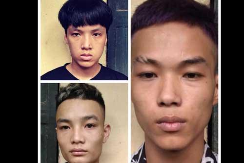 """Hà Nội: Triệt phá ổ nhóm sử dụng dao """"mèo"""" dọa cướp tài sản"""