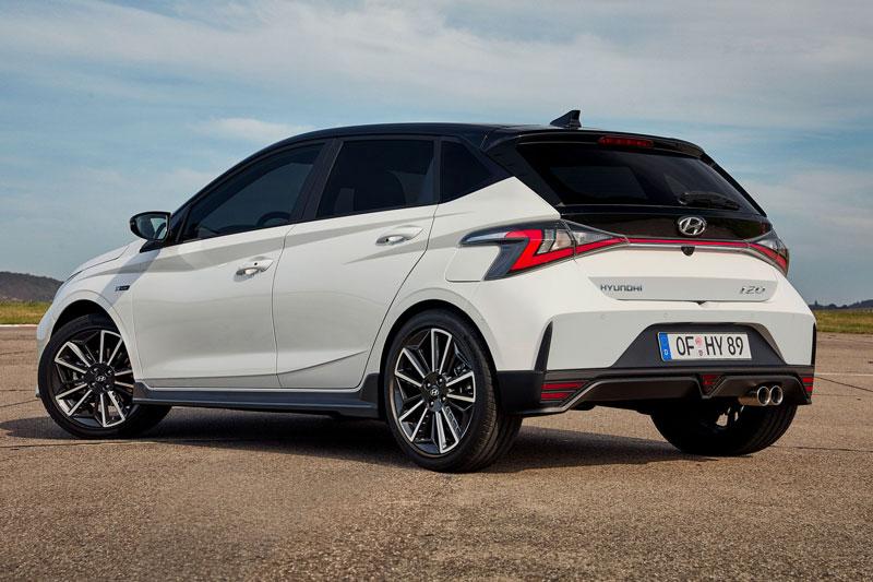 Hyundai i20 N-Line 2021 ra mắt với thiết kế thể thao, động cơ tăng áp