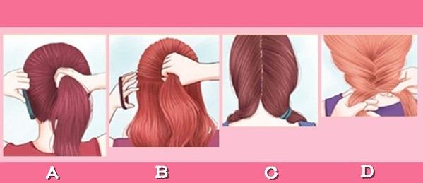 Bạn chọn kiểu tóc nào?
