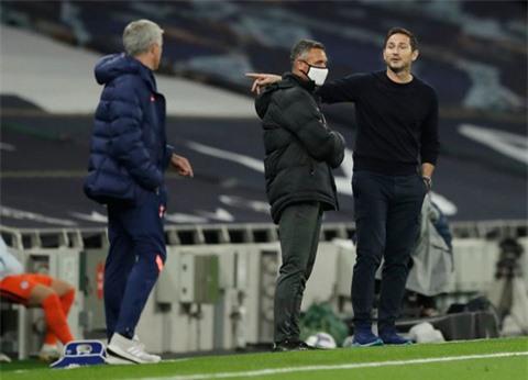 Lampard cũng sẵn sàng đáp trả ông thầy