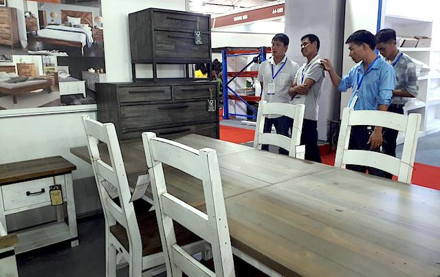 Các DN nhóm ngành đồ gỗ nội thất kỳ vọng đơn hàng XK mới gia tăng trong quý IV/2020.
