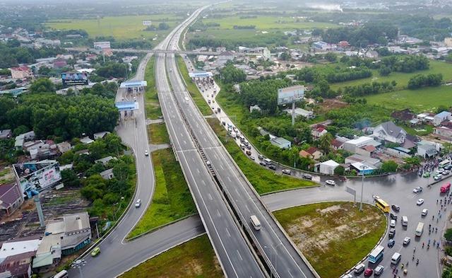 Cao tốc Phan Thiết - Dầu Giây: 'Cú hích' thu hút đầu tư