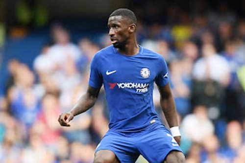 Tottenham muốn 'giải cứu' Ruediger khỏi Chelsea