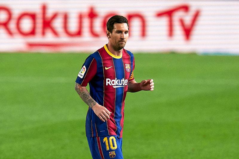 Mới đá 1 trận cho Barca mùa này, Messi đã có 2 kỷ lục