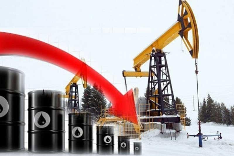 """Giá xăng, dầu (30/9): """"Lao dốc không phanh"""""""
