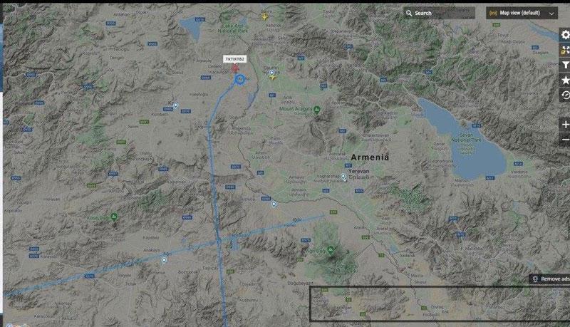 """Thổ Nhĩ Kỳ điều UAV tấn công đến sát căn cứ Gyumri, """"đe dọa"""" không quân Nga"""