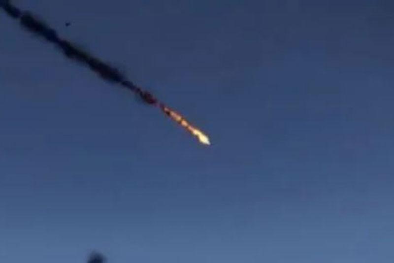 Iran bắn hạ máy bay quân sự, gửi cảnh báo sắc lạnh tới Azerbaijan