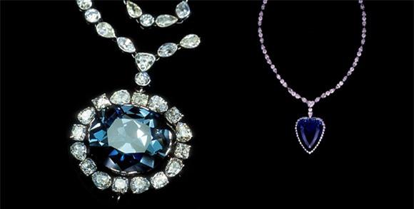 Hiện tượng lạ về viên kim cương Hi vọng đem lại sự tuyệt vọng cho người sở hữu nó
