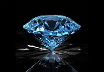 Sự tồn tại của viên kim cương xanh vẫn còn là một bí ẩn