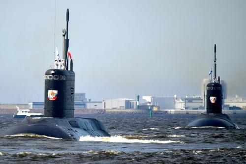 Tính năng của tàu ngầm Nga đang khiến Mỹ cảm thấy đau đầu. Ảnh: Bussiness Insider.