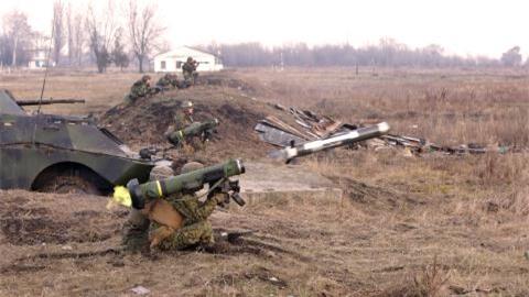 Sieu ten lua Ukraine tit ngoi trong tap tran phong Nga
