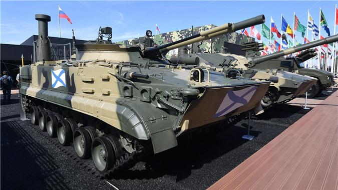 Thủy quân lục chiến Nga sẽ nhận được những 'cỗ máy chiến tranh mới'
