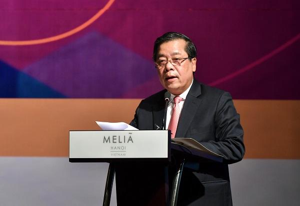 Phó Thống đốc Ngân hàng Nhà nước Nguyễn Kim Anh.