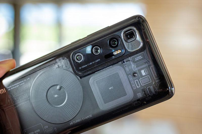 1. Xiaomi Mi 10 Ultra (130 điểm).