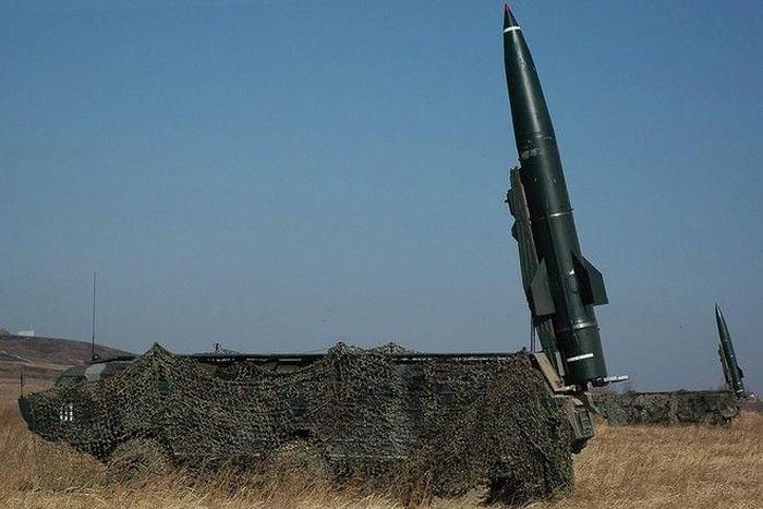 Tên lửa đạn đạo tầm ngắn Tochka-U đã được Azerbaijan sử dụng để tấn công Armenia. Ảnh: Topwar.