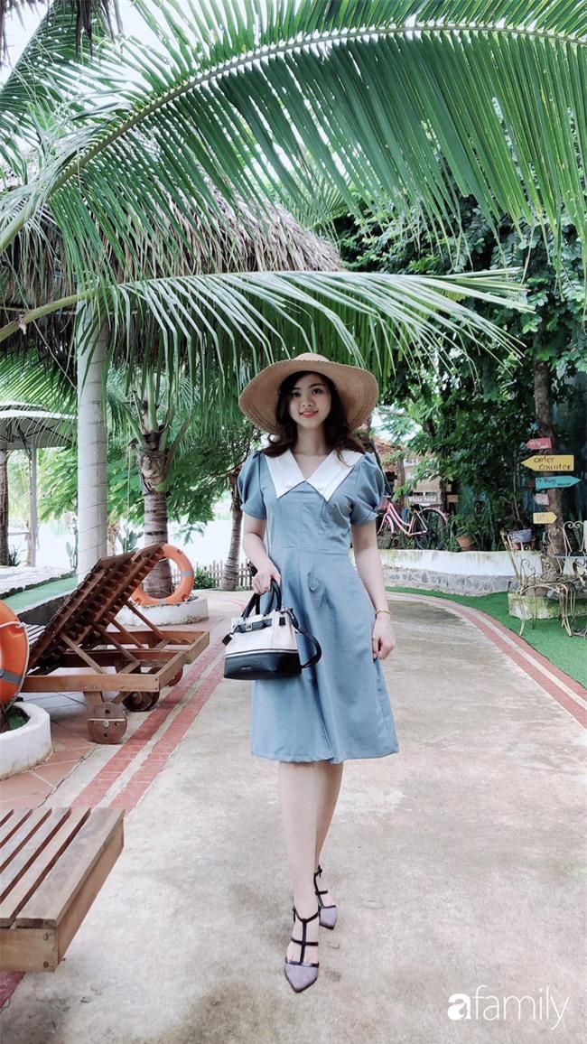"""Tăng 20kg khi mang thai, hot girl Sài Gòn đẻ xong """"tàn tạ"""", phải mượn quần mẹ chồng để mặc và cú """"lột xác"""" ngoạn mục - Ảnh 8."""