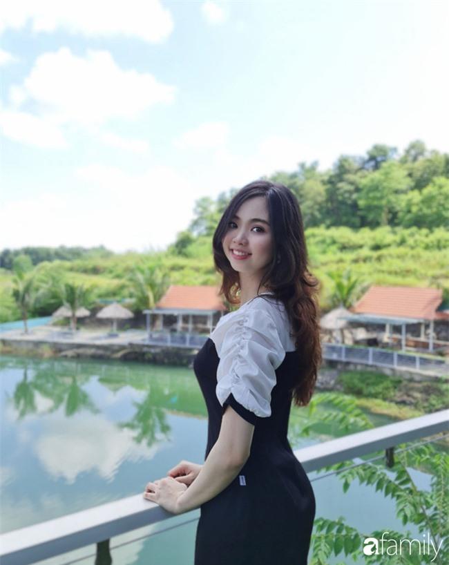"""Tăng 20kg khi mang thai, hot girl Sài Gòn đẻ xong """"tàn tạ"""", phải mượn quần mẹ chồng để mặc và cú """"lột xác"""" ngoạn mục - Ảnh 9."""