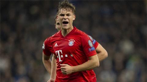 Kimmich - ngôi sao quan trọng nhất của Bayern Munich