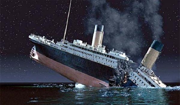 Vụ đắm tàu Titanic là một trong những thảm họa lớn nhất lịch sử hàng hải