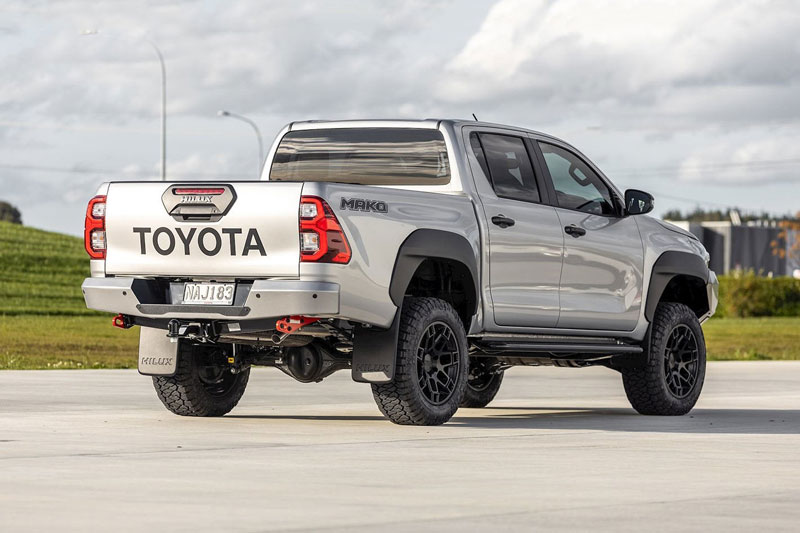 Toyota Hilux Mako 2021.