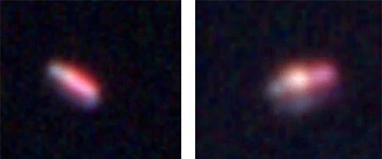 Phát hiện UFO trong bức ảnh không gian cũ