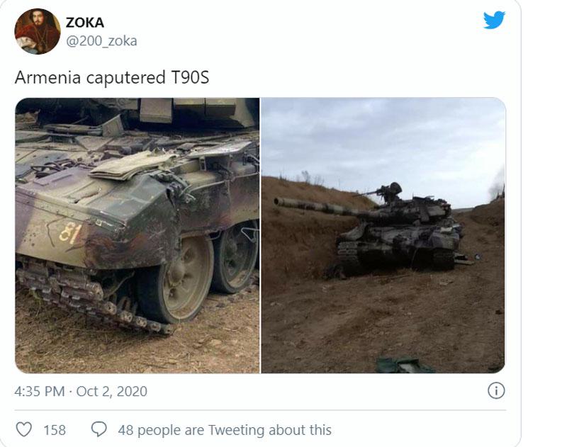 2 bức ảnh đăng tải trên Twitter.