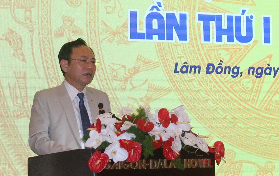 Ông Nguyễn Văn Yên, UVBTV Tỉnh uỷ, Phó Chủ tịch UBND tỉnh Lâm Đồng.