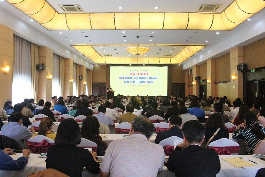 Hội nghị đối thoại với Doanh nghiệp là một trong những kênh quan trọng để tỉnh Lâm Đồng lắng nghe và tháo gỡ những khó khăn, vướng mắc của doanh nghiệp.
