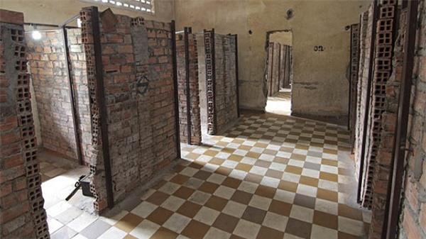 Viện bảo tàng Tuol Sleng Genocide. Ảnh:Theculturetrip