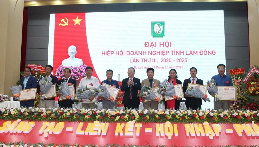 Ông Phạm Hải Tùng, Phó Chủ tịch Hiệp hội Doanh nghiệp nhỏ và vừa Việt Nam phía Nam