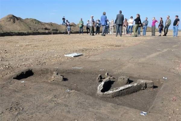 Bí ẩn ngôi mộ cổ 1.500 năm tuổi của Đức