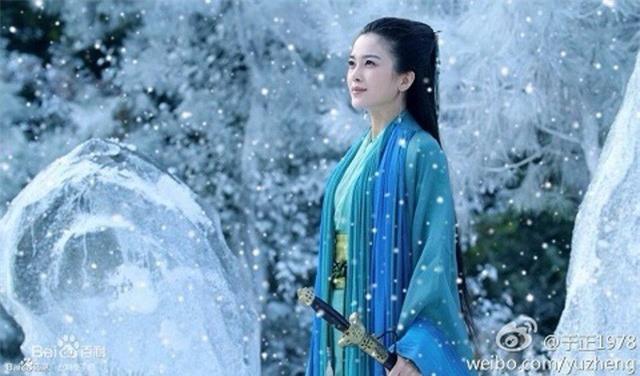 Những mỹ nhân xinh đẹp nhất trong thế giới kiếm hiệp Kim Dung (P.1) - Ảnh 1.
