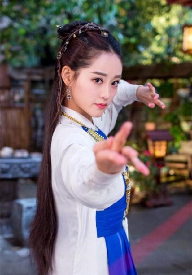 Những mỹ nhân xinh đẹp nhất trong thế giới kiếm hiệp Kim Dung (P.1) - Ảnh 4.