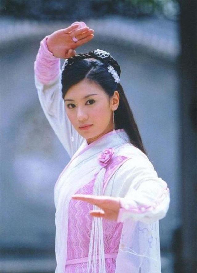 Những mỹ nhân xinh đẹp nhất trong thế giới kiếm hiệp Kim Dung (P.1) - Ảnh 5.