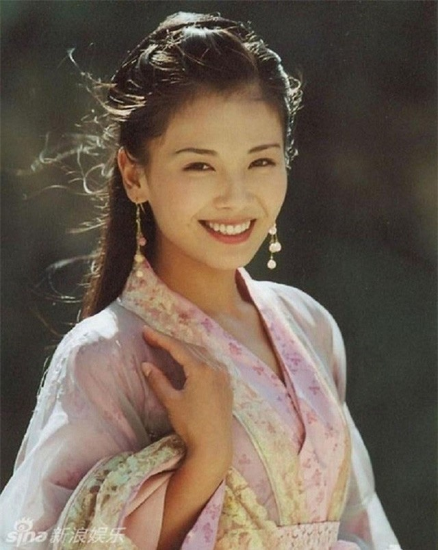 Những mỹ nhân xinh đẹp nhất trong thế giới kiếm hiệp Kim Dung (P.2) - Ảnh 2.