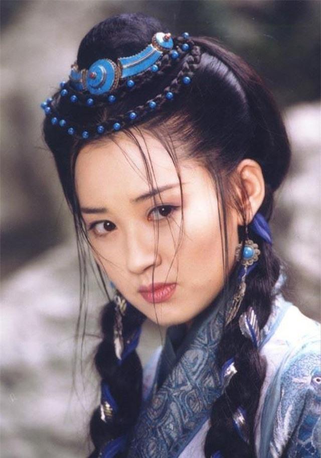 Những mỹ nhân xinh đẹp nhất trong thế giới kiếm hiệp Kim Dung (P.2) - Ảnh 4.