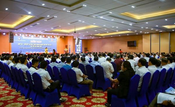 Diễn đàn Hợp tác - Liên kết và Phát triển doanh nghiệp khu vực phía Bắc lần thứ XIII năm 2020 tại tỉnh Hòa Bình