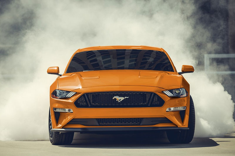 Ford Mustang 2020.