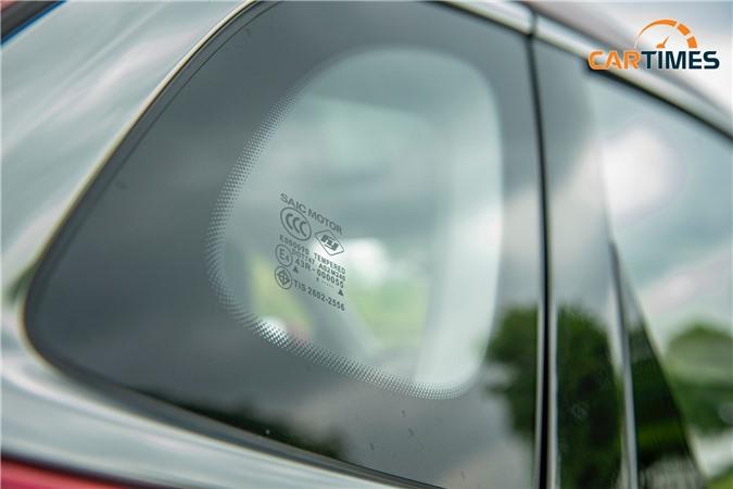 Chiếc xe được phát triển và lắp ráp bởi tập đoàn SAIC