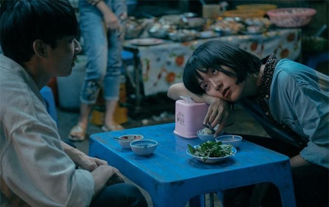Diễn viên - người mẫu Hồ Thu Anh lần đầu đóng chính phim điện ảnh.