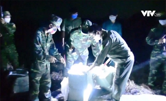 Ngăn chặn tội phạm ma túy qua biên giới Tây Ninh - Ảnh 1.