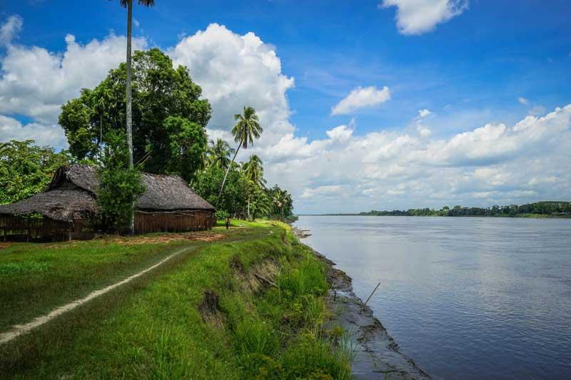 10. Sông Sepik (Papa New Guinea).