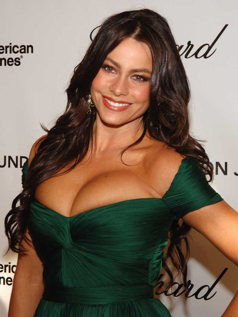 Vergara được The Holllywood Reporter và Billboard vinh danh là một trong những phụ nữ gốc Latin có sức ảnh hưởng nhất Hollywood.