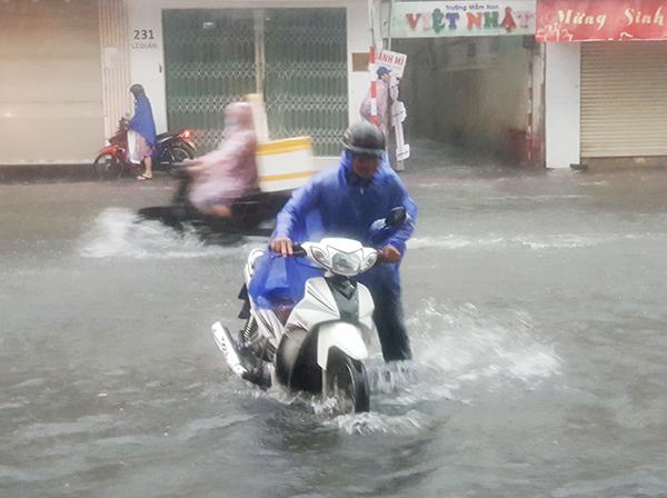 Ban Chỉ huy PCTT - TKCN TP Đà Nẵng đề nghị
