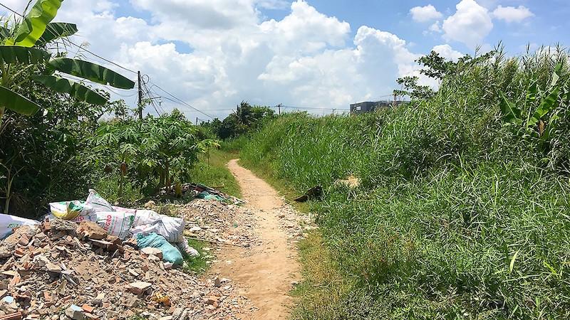 Hàng chục dự án tại huyện Bình Chánh chưa đăng kí kế hoạch sử dụng đất hằng năm.
