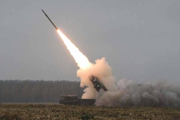 Đã có thông tin về việc pháo phản lực phóng loạt Polonez của Belarus được sử dụng trong cuộc chiến Nagorno-Karabakh. Ảnh: RIA Novosti.