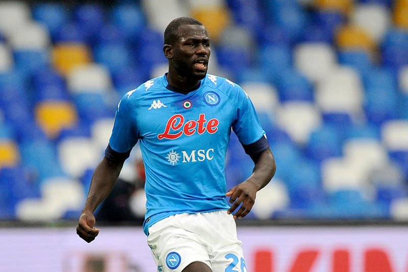 Trung vệ: Kalidou Koulibaly (Napoli).