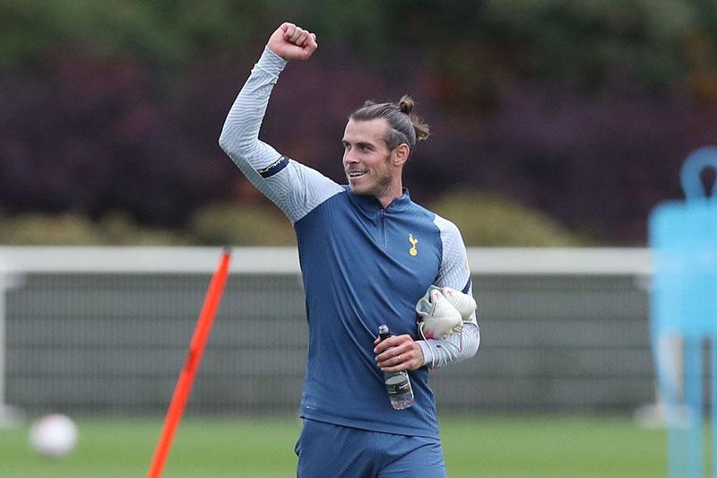 Tiền vệ phải: Gareth Bale (Tottenham).