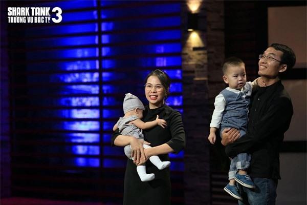Đỗ Phan Hoàng Sương đã gọi vốn thành công trong chương trình Shark Tank Việt Nam mùa 3