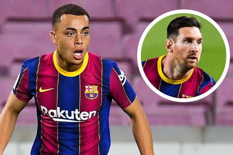 Nc247info tổng hợp: 'Tôi không hiểu Messi nói gì, nhưng vẫn cười vui vẻ'